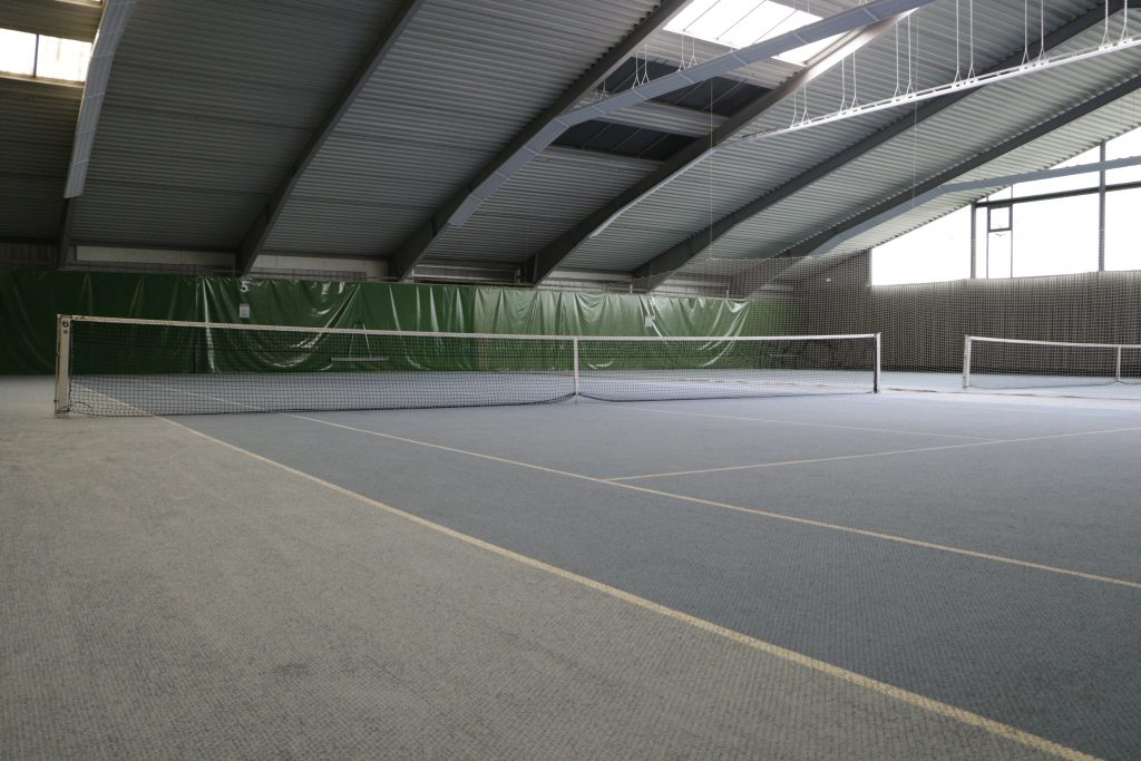 Tennis im Alternate Sportpark Linden