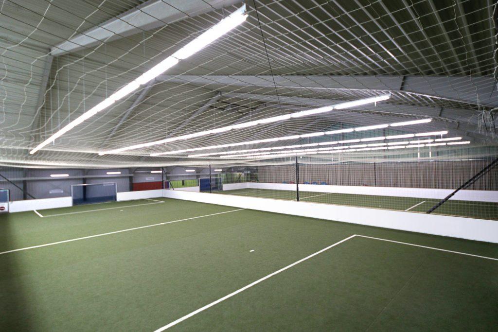 Indoor Fußball im Alternate Sportpark Linden