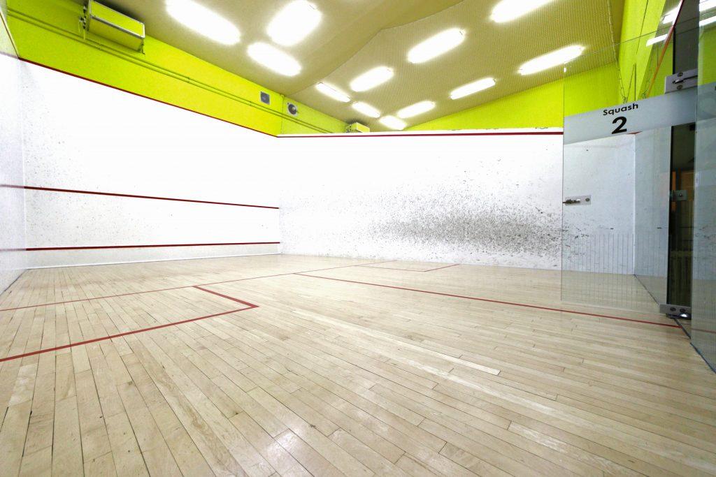 Squash im Alternate Sportpark Linden