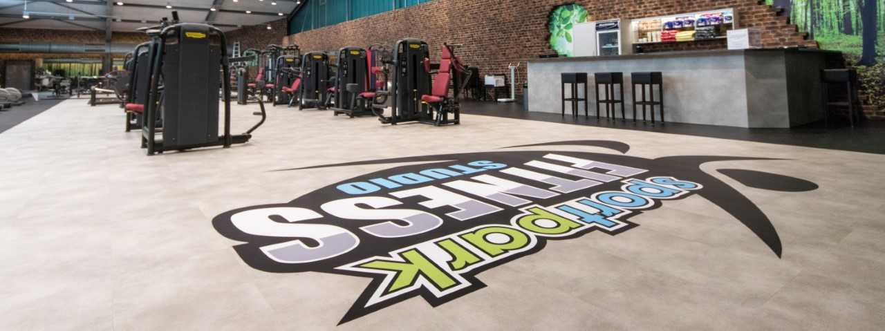 Fitnessstudio im Alternate Sportpark Linden